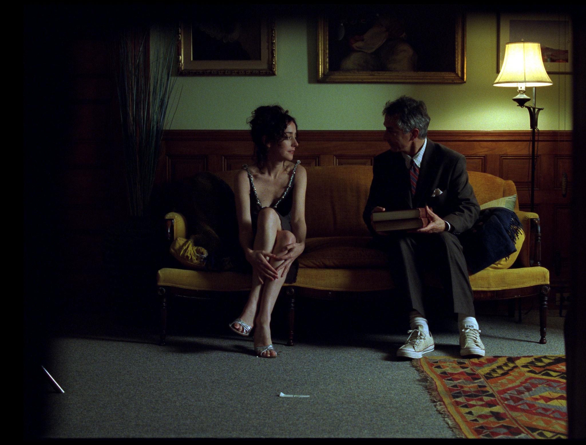 Jane Adams and David Strathairn