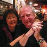 Scott Wilson and wife Heavenly at the Denver Film Festival