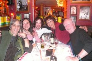 Ron Wyman, Elisabeth Waterston, Ian Somerhalder, Heavenly Wilson, Scott Wilson in Denver
