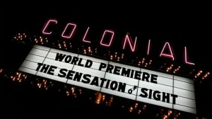 SOS Colonial marquee pix